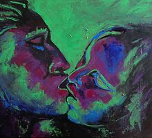 Lovers - Kiss In The Night Club by CarmenT