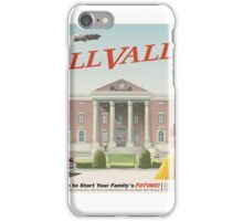 Hillvalley  iPhone Case/Skin