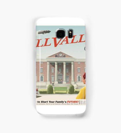 Hillvalley  Samsung Galaxy Case/Skin