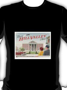 Hillvalley  T-Shirt