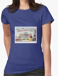Hillvalley  Womens Fitted T-Shirt