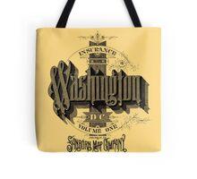 Home Town Washington Tote Bag
