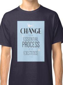 Star Trek Spock Quote Classic T-Shirt
