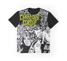 Ultimate Cannabis Corpse Graphic T-Shirt