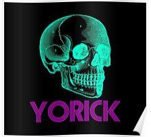 Yorick - Sticker Poster
