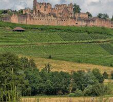 Hochburg Castle Sticker