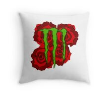 Roses Mk II Throw Pillow