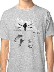 Geralt Medallion Classic T-Shirt