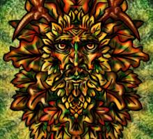 Greenman Sticker
