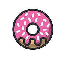 Fun Doughnuts Photographic Print