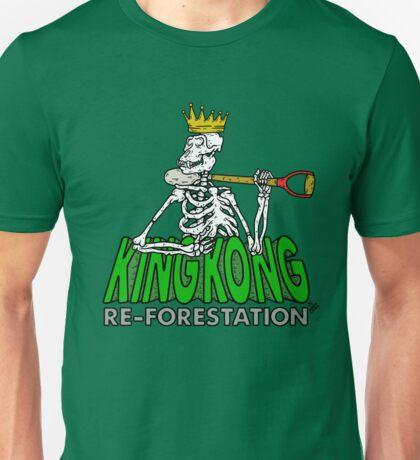 KKRF Skeleton Kong Unisex T-Shirt