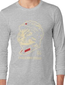 chairman meow Long Sleeve T-Shirt