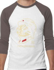 chairman meow Men's Baseball ¾ T-Shirt