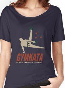 Gymkata t shirt Women's Relaxed Fit T-Shirt