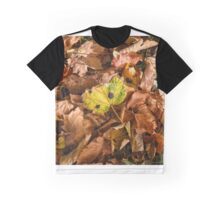 Signs of Autumn Graphic T-Shirt