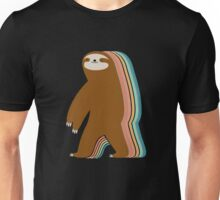Sleepwalker Sloth Unisex T-Shirt