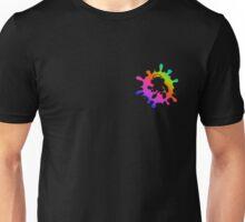 Splatoon Inkling Girl Rainbow Unisex T-Shirt