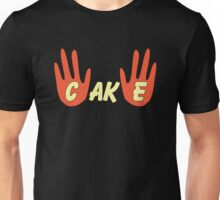 Cake (Cartoon Style) Unisex T-Shirt