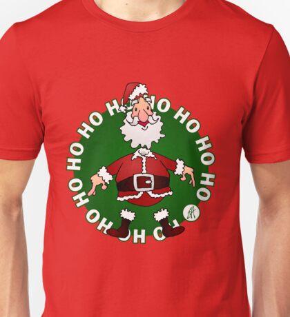 Santa Claus: Ho Ho Ho Unisex T-Shirt