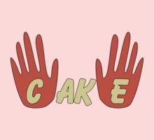 Cake (Human Style) Kids Tee