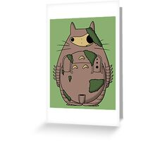 Totogiant Greeting Card