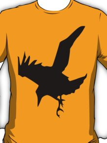 Raven A Halloween Bird Of Prey T-Shirt