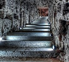 Underneath the Pillar of Pompeii by Michael Stiso