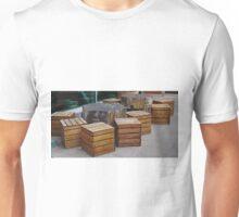 Box Circle Unisex T-Shirt