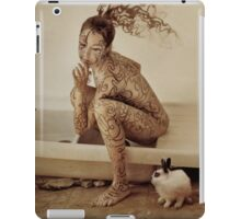 The path of the warrior iPad Case/Skin