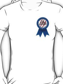 Proud Member of the Sterek Alliance Blue T-Shirt