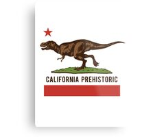 California Prehistoric Metal Print