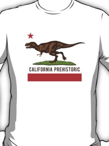 California Prehistoric T-Shirt