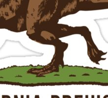 California Prehistoric Sticker