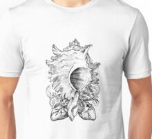 snail of hearts Unisex T-Shirt