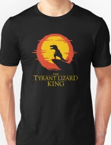 The Tyrant Lizard King  T-Shirt