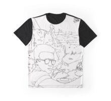 Car, Crash, Coke Graphic T-Shirt