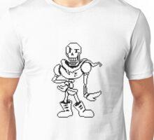 UNDERTALE - Papyrus Pixel Art Unisex T-Shirt