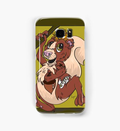 Nutty Samsung Galaxy Case/Skin