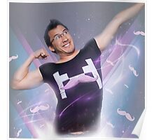 Markiplier Power Poster