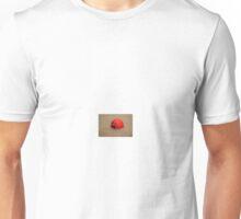 Raging red ball Unisex T-Shirt