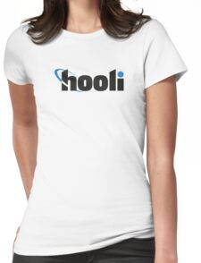 Hooli Womens Fitted T-Shirt