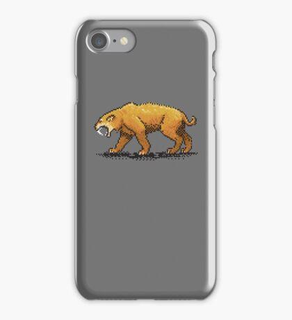 Prehistoric Pixels - Smiledon  iPhone Case/Skin