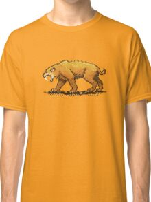 Prehistoric Pixels - Smiledon  Classic T-Shirt
