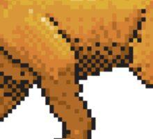 Prehistoric Pixels - Smiledon  Sticker