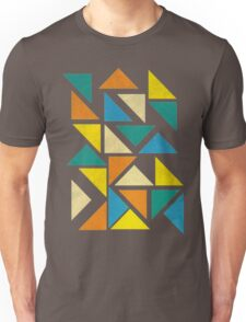 triangles are stuck Unisex T-Shirt