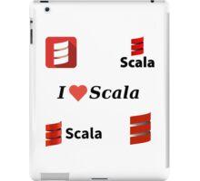 scala programming language sticker set iPad Case/Skin