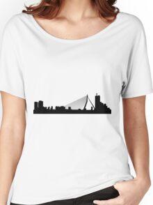 Rotterdam skyline Women's Relaxed Fit T-Shirt
