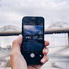 Iphone/6th St viaduct by Santamariaa