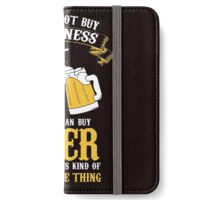 Beer T shirts iPhone Wallet/Case/Skin