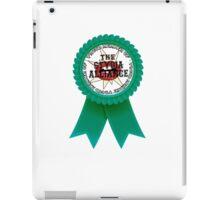 Proud Member of the Stydia Alliance Green iPad Case/Skin